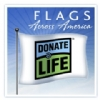 Donate Life Month Flag Raisings Ceremonies' Statewide Celebrating National Donate Life Month in April